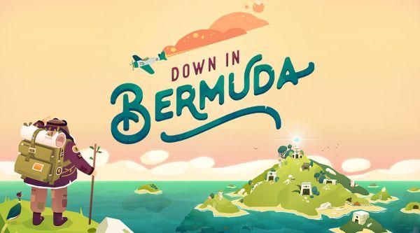 Down in Bermuda (2021) - полная версия на русском