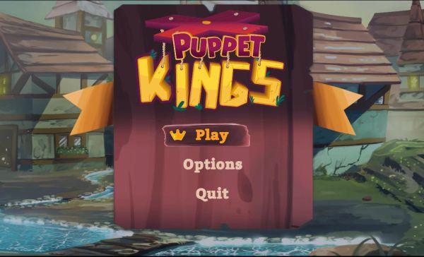 Puppet Kings (2017) - полная версия