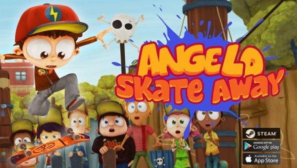 Angelo Skate Away (2018) - полная версия