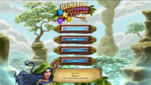 Huntress: The Cursed Village - полная версия
