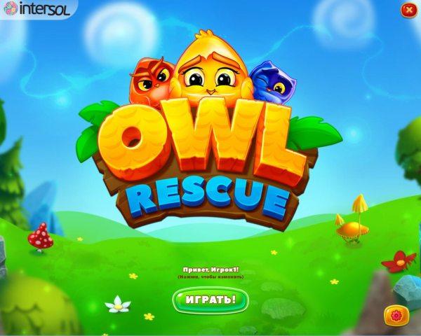 Owl Rescue - полная версия