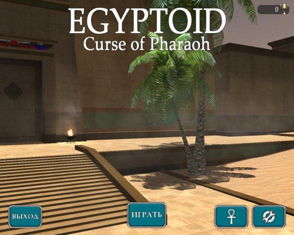 Egyptoid: Curse of Pharaoh (2017) - полная версия