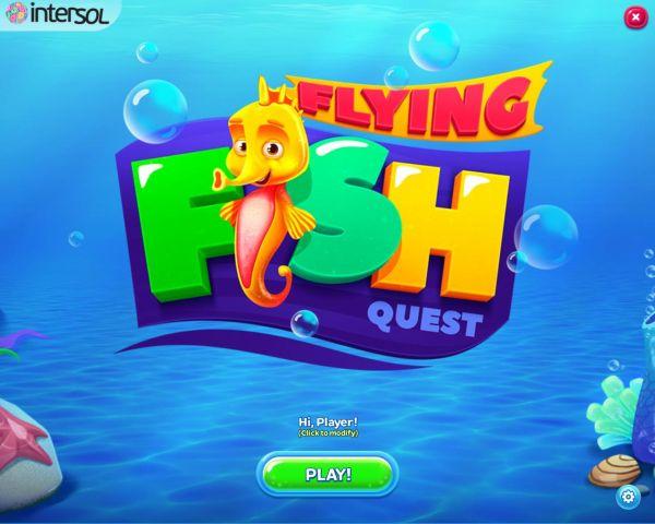 Flying Fish Quest - полная версия