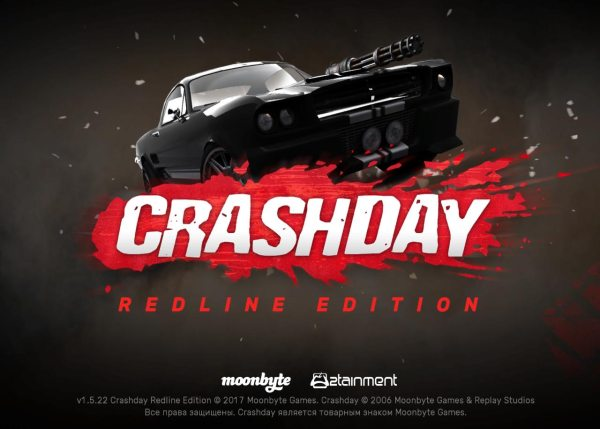 Crashday Redline Edition (2017) - полная версия
