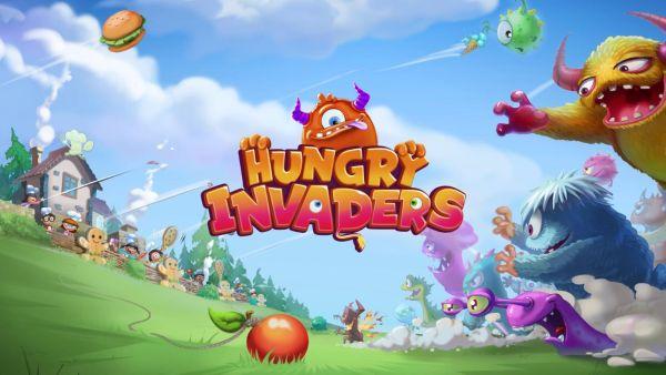 Hungry Invaders (2020) - полная версия