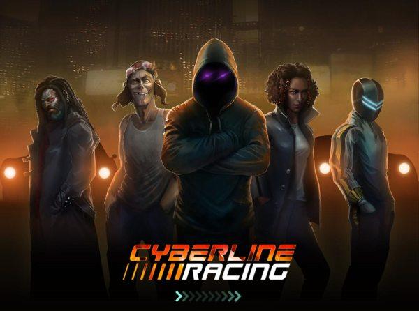 Cyberline Racing - полная версия