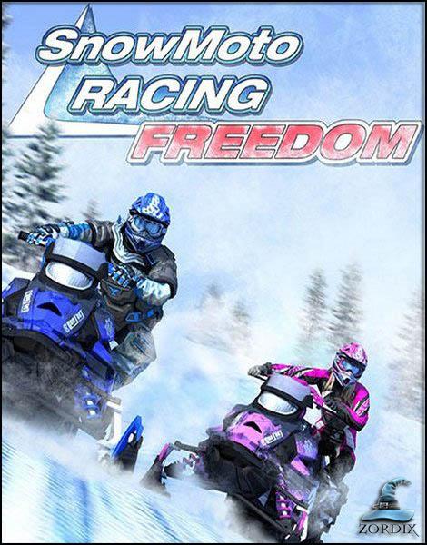 Snow Moto Racing Freedom (2017) - полная версия
