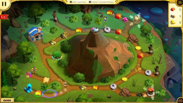 12 Labours of Hercules XI: Painted Adventure Collector's Edition (2020) - полная версия