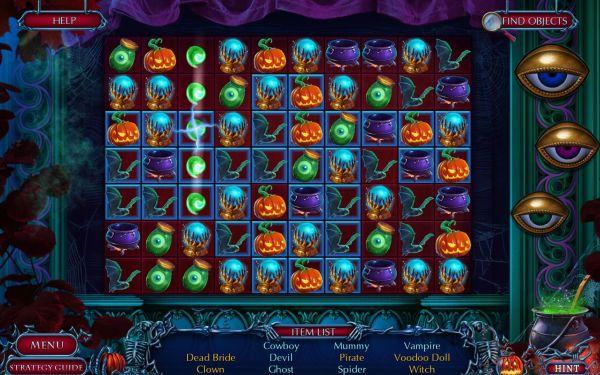 Halloween Chronicles 3: Cursed Family Collector's Edition (2020) - полная версия